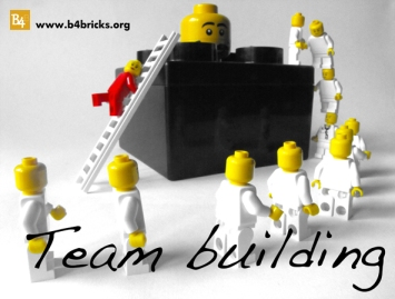 Team building_b4bricks